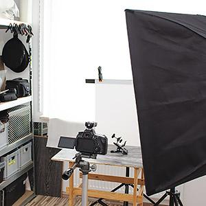 Domowe Studio Fotograficzne Jak Zbudować I W Co Wyposażyć