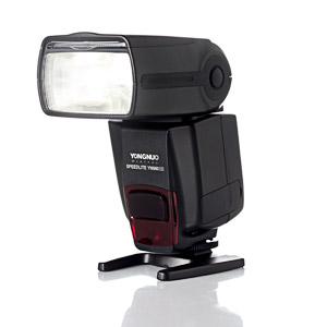 Lampa błyskowa reporterska - systemowa - speedlight